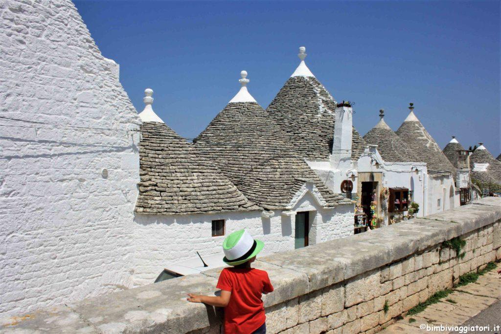 Cosa fare ad Alberobello con i bambini