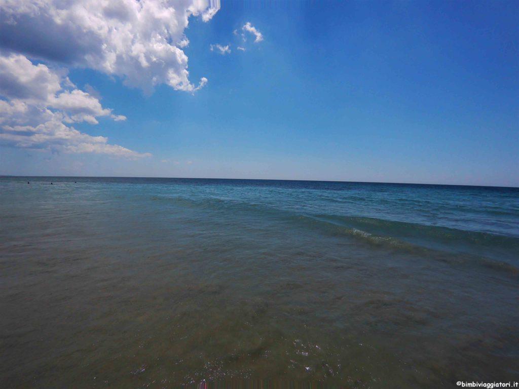 Mare del Salento Pescoluse