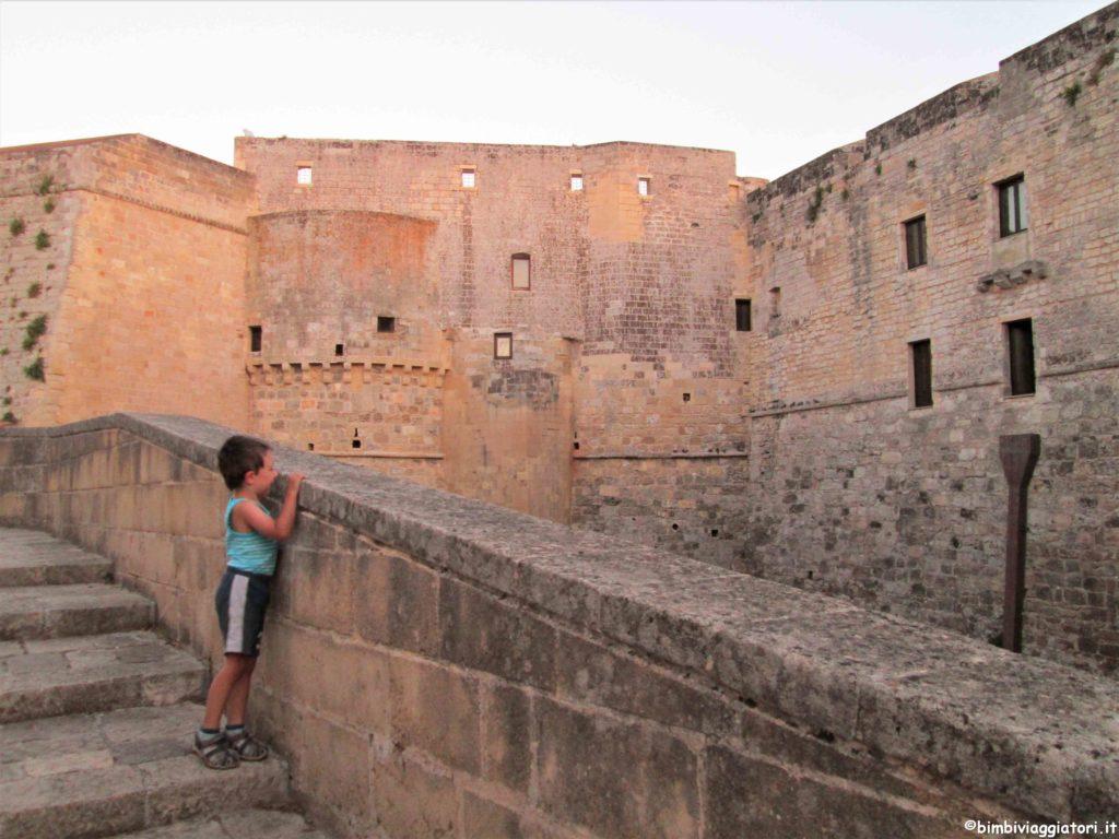 Otranto con i bambini