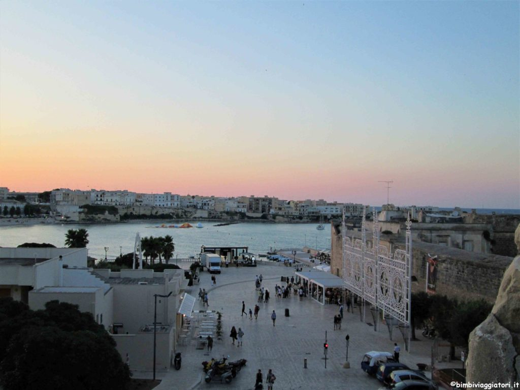 Otranto tramonto
