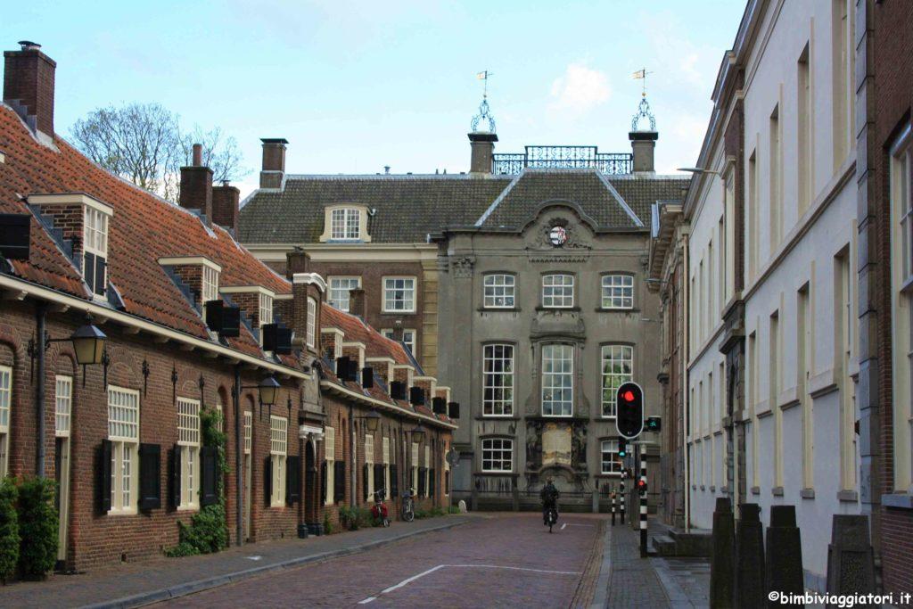 Strade a Utrecht in Olanda
