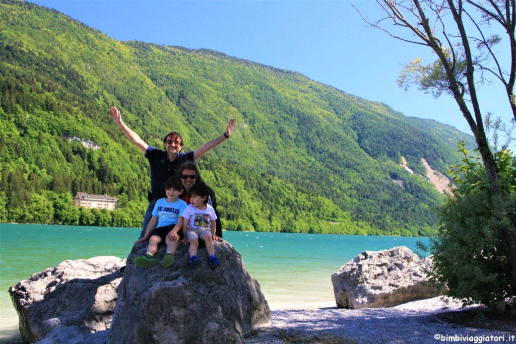Bimbi Viaggiatori a Molveno