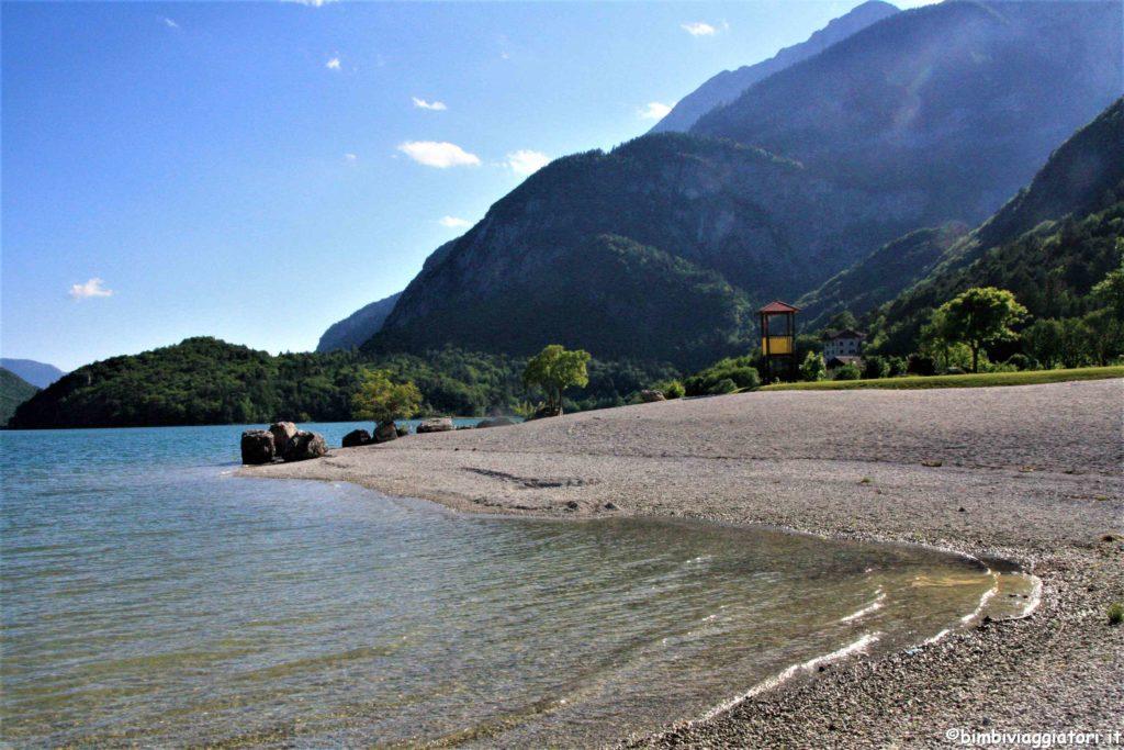 Lago alpino di Molveno