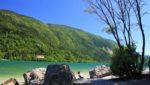 Lago di Molveno con i bambini