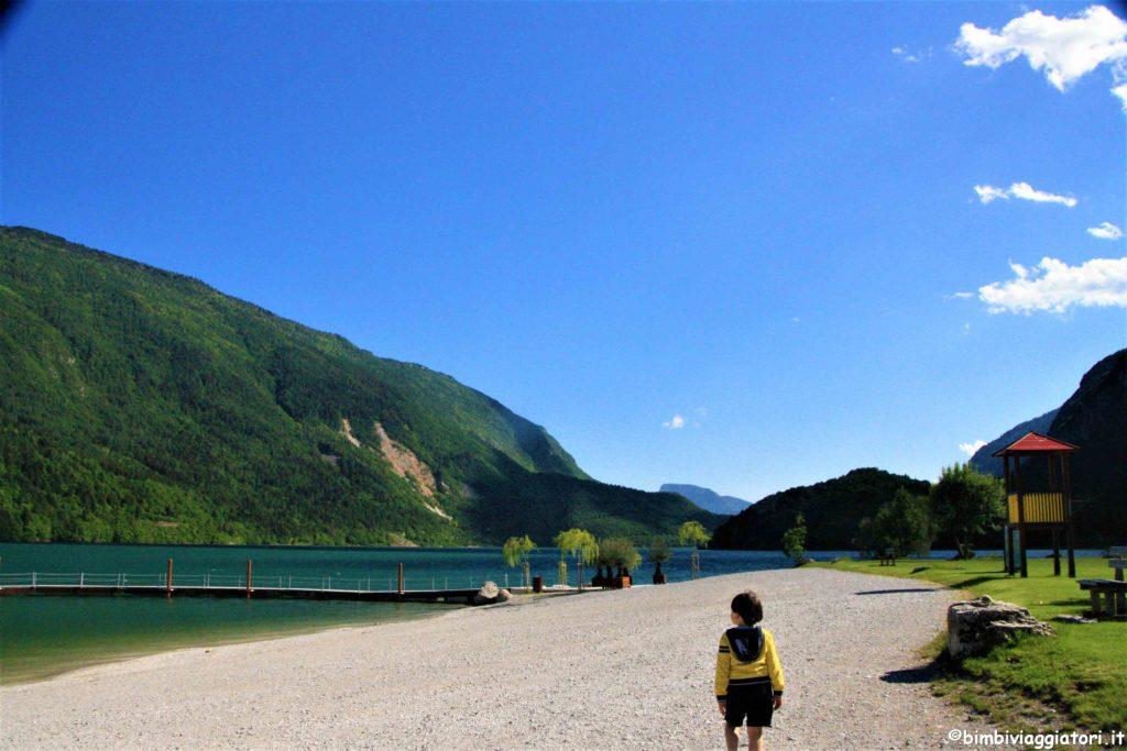 Vacanza in montagna Molveno