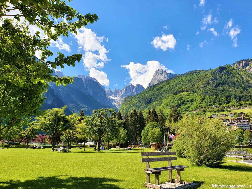 vacanze in Trentino a Molveno
