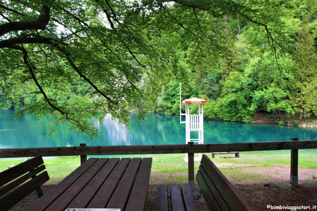 Lago di Lamar Trentino