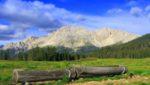 Passo del Lavazè paesaggio