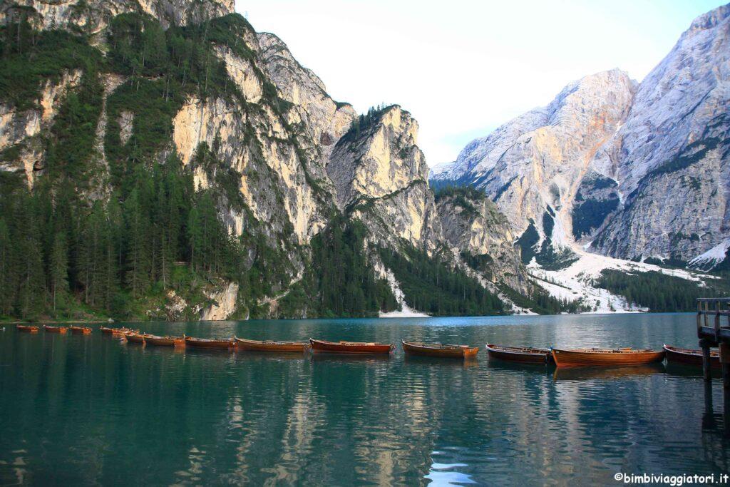 Barchette sul Lago