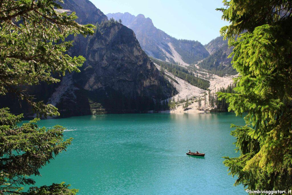 Sponda occidentale Lago