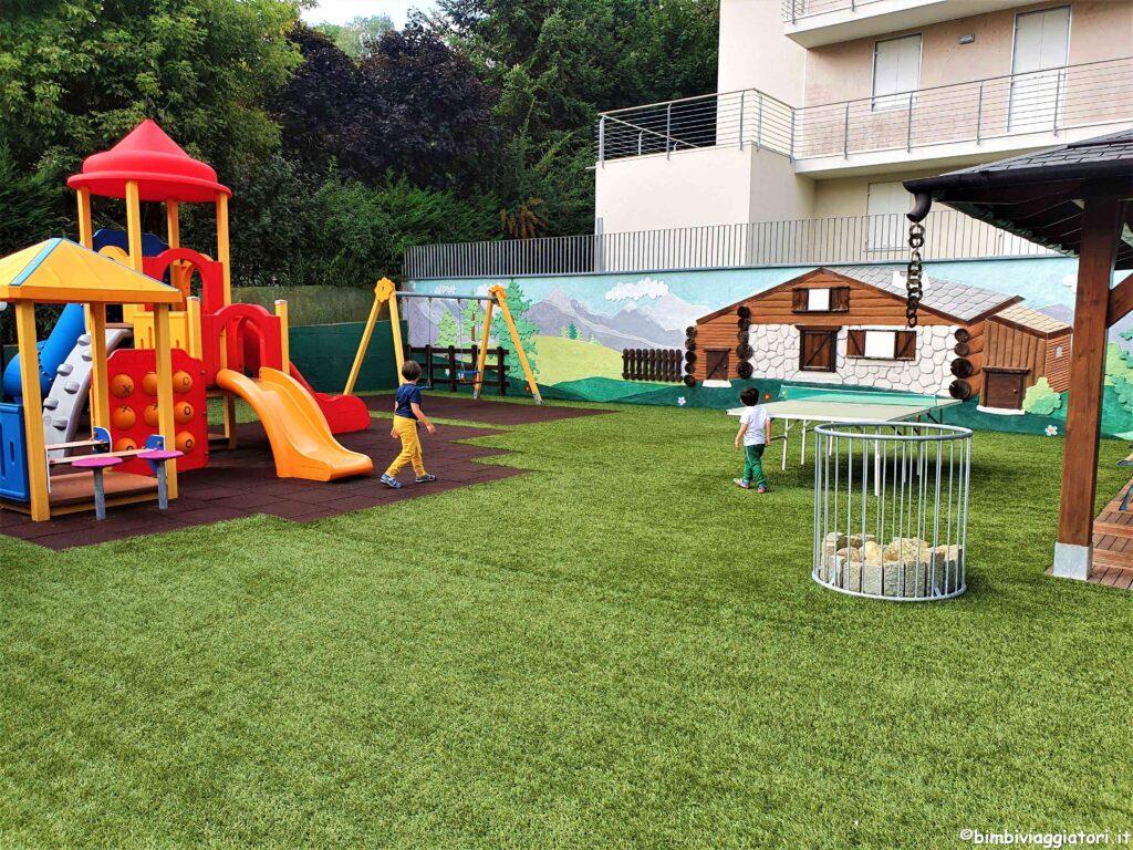 Baby club appartamento Val di Sole