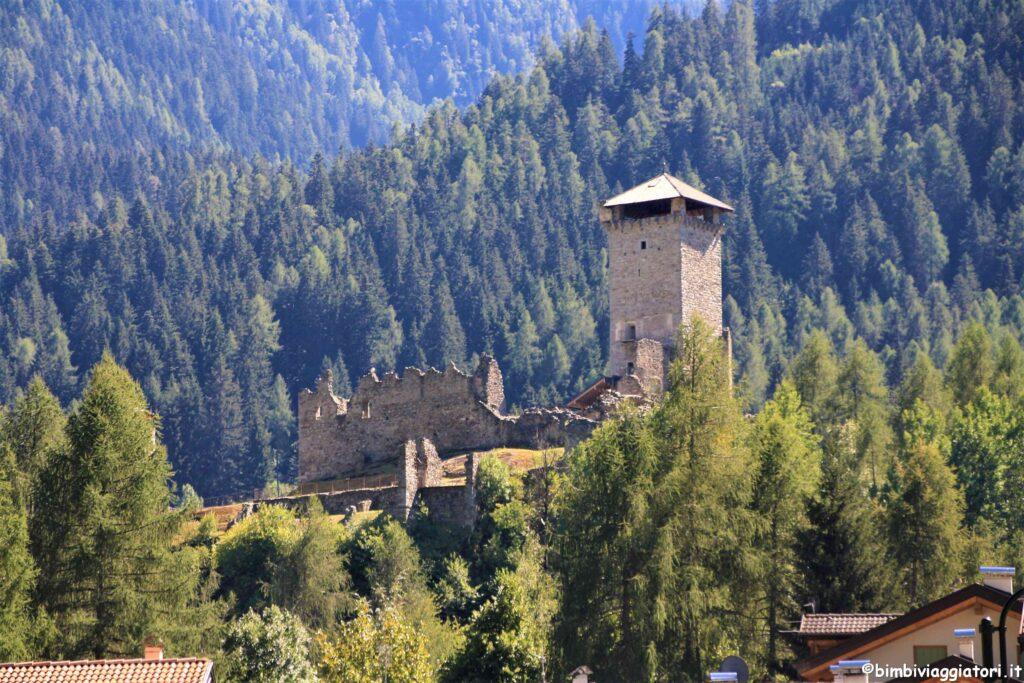 Castello di San Michele Ossana