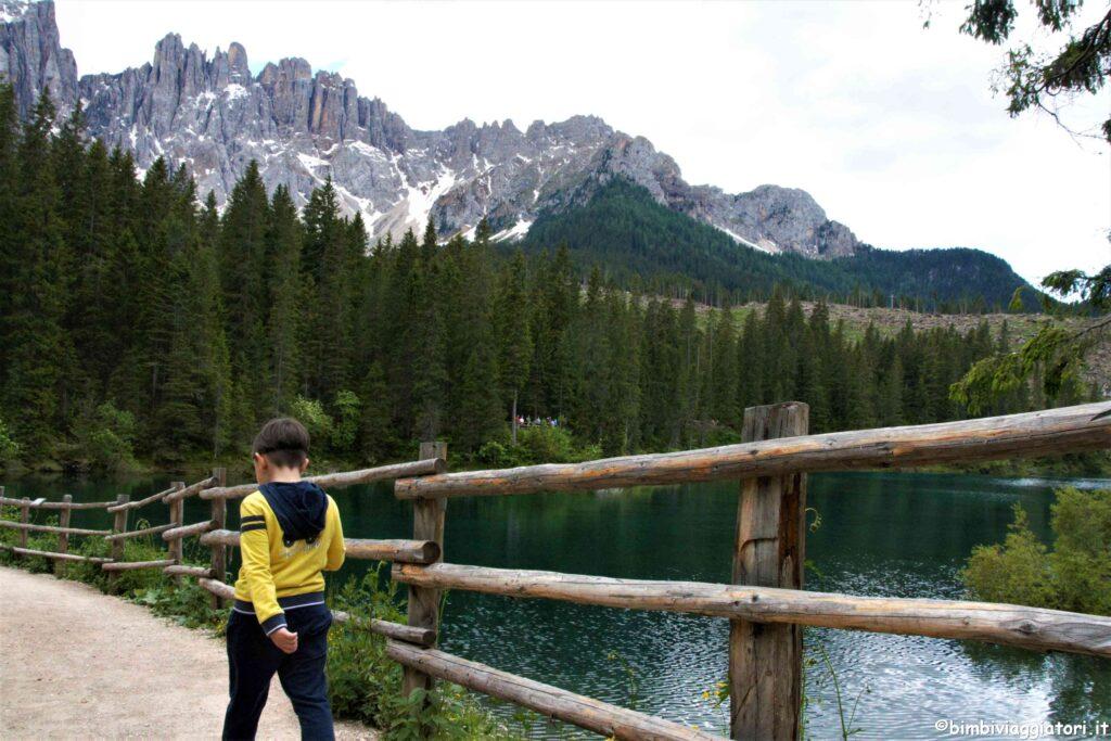 Giro del Lago di Carezza