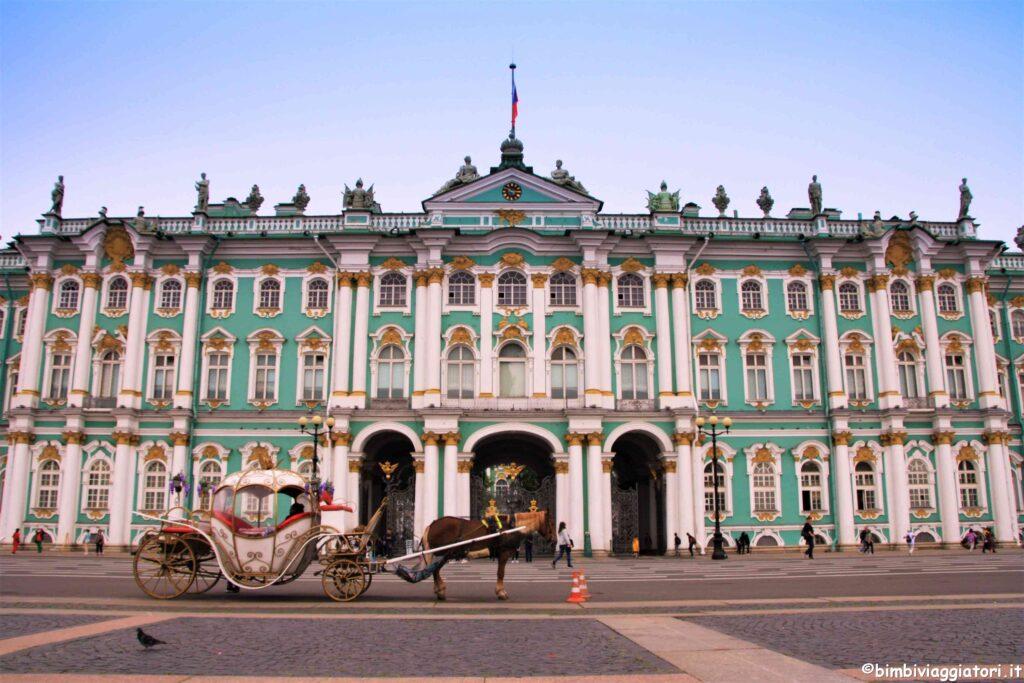 Palazzo Inverno San Pietroburgo