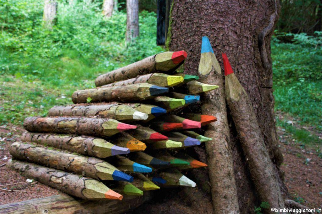 BAS matite colorate