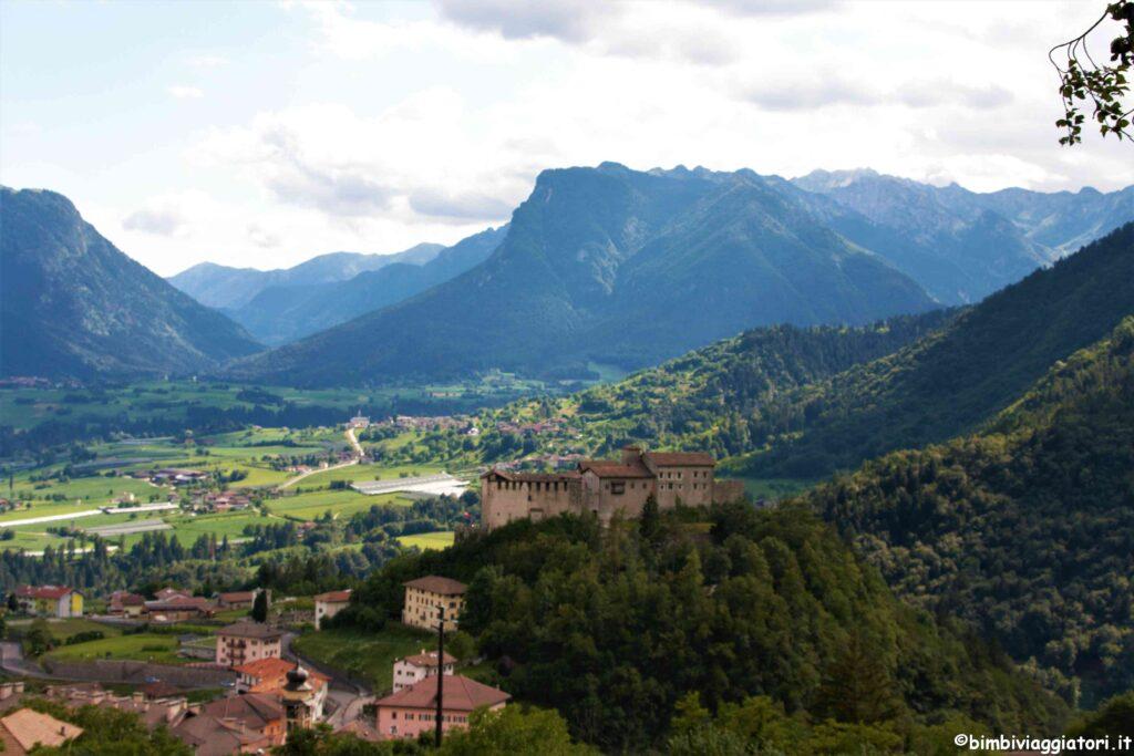 Castello di Stenico in Trentino