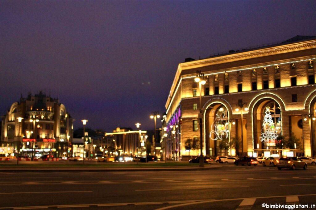 Mosca di notte