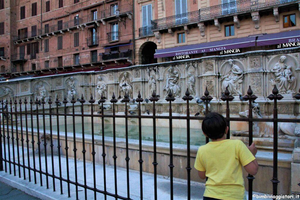 Fonte Gaia a Siena