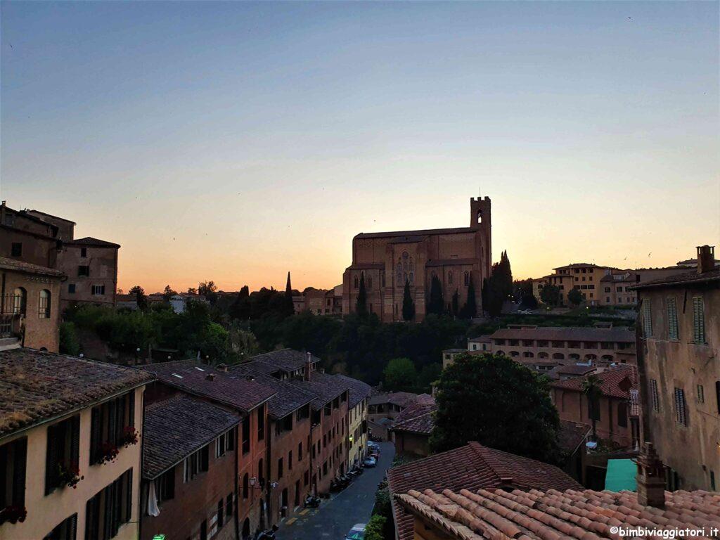 Panorami a Siena