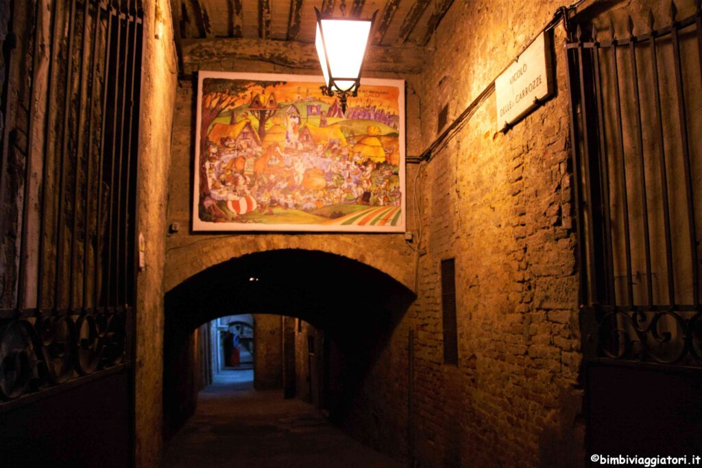 Quartieri di Siena