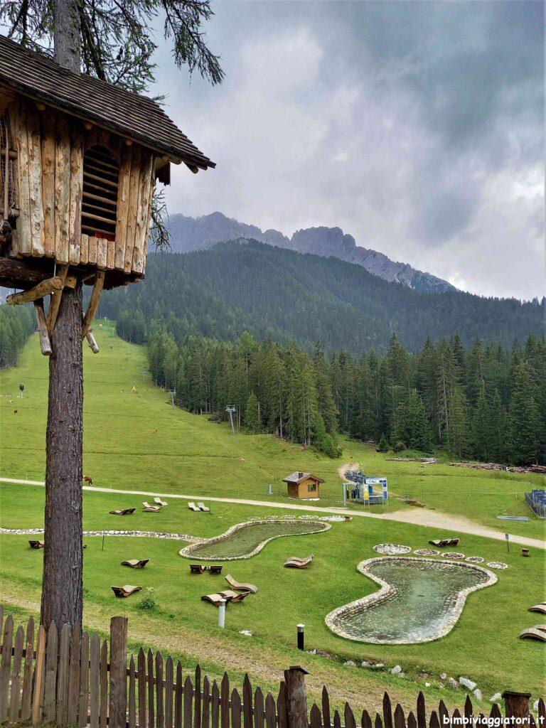 I laghetti del Monte Baranci