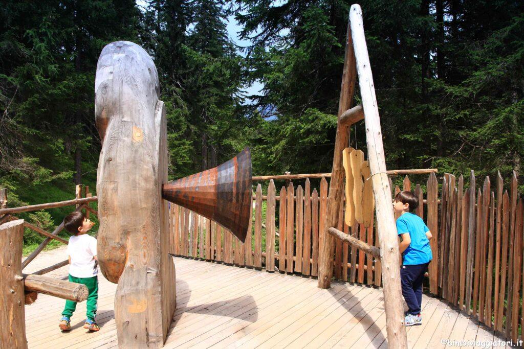 Regno gigante Monte Baranci