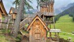 Villaggio degli gnomi in Val Pusteria