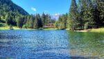 Lago dei Caprioli coi bambini