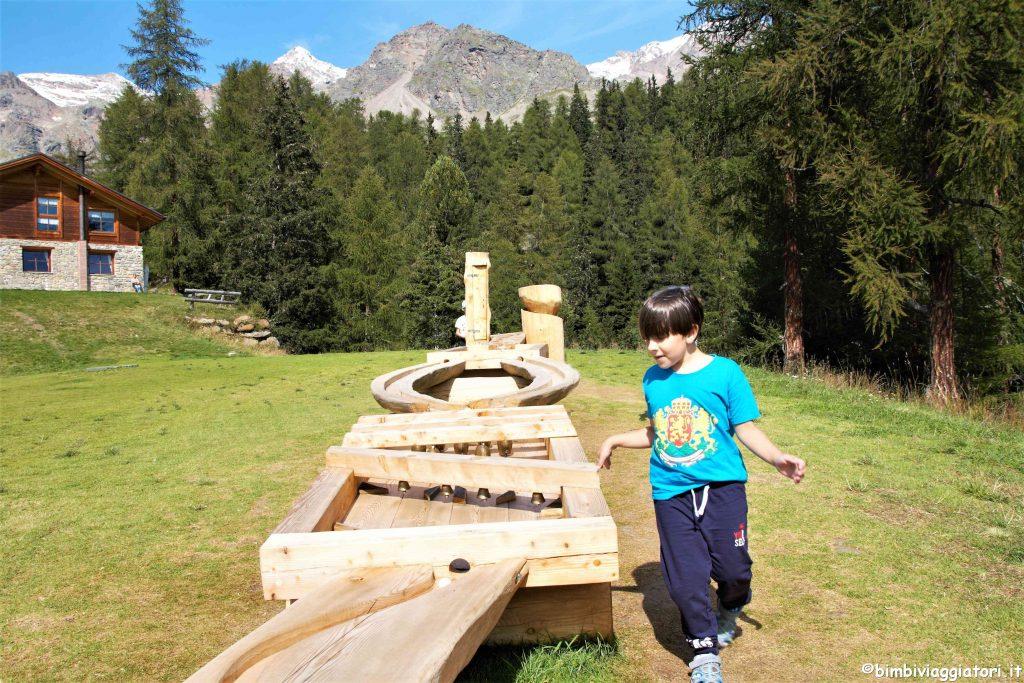 Parchi in quota Trentino