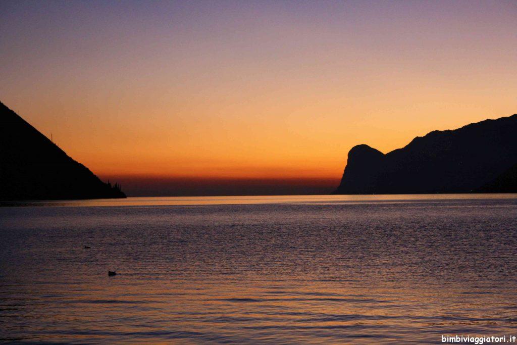 Tramonto Lago di Garda