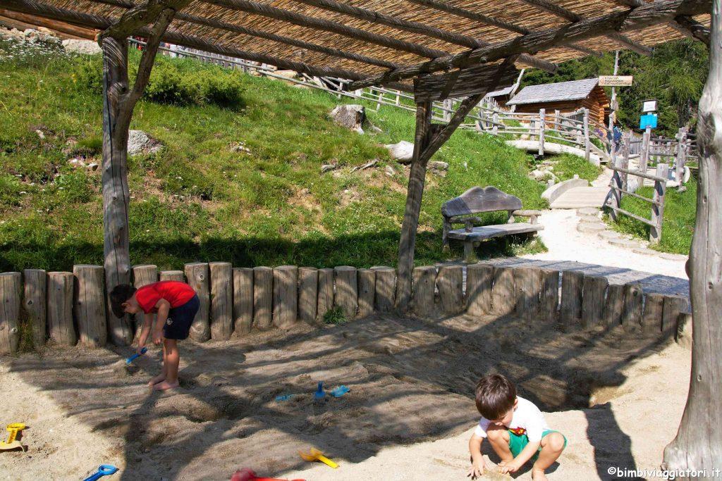 Cosa fare sul Monte Elmo con bambini