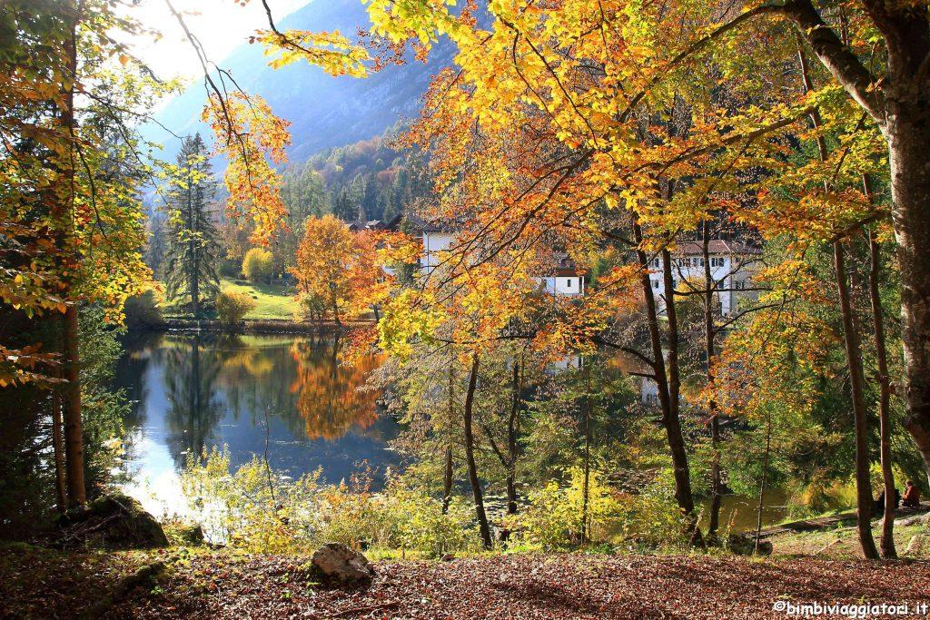 Scorci d'autunno in Trentino
