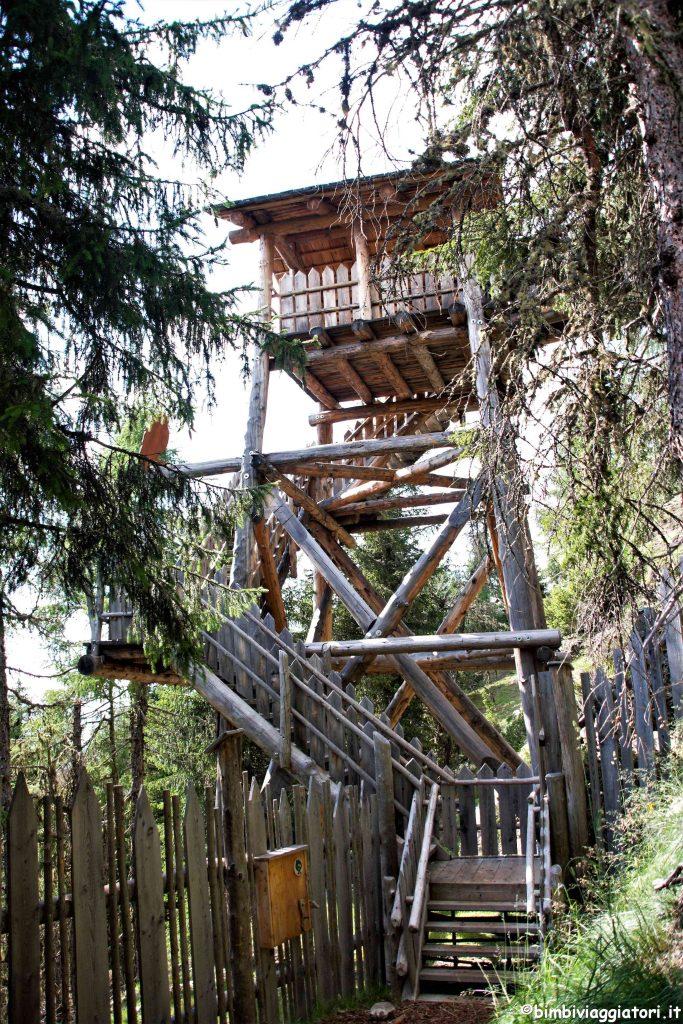 Torre di avvistamento Parco Olperl
